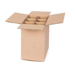prepravná krabica na víno